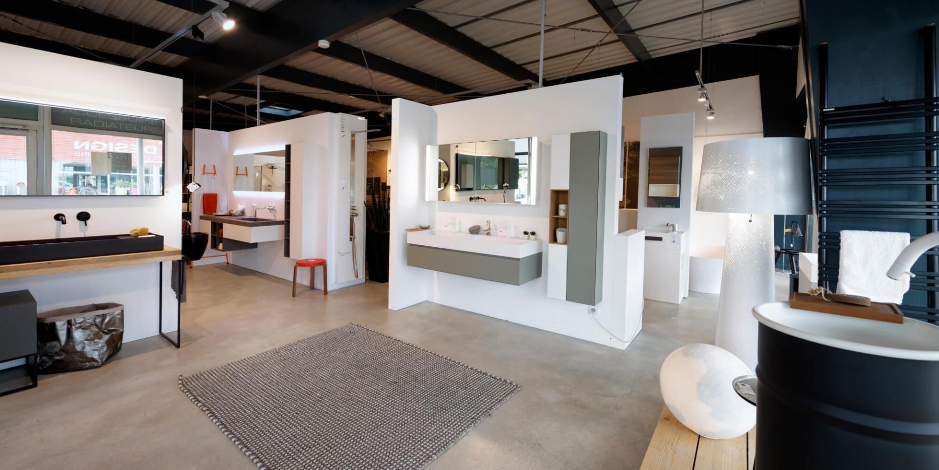 Showroom BATH room - La Cité de l'Habitat