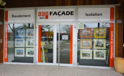 Showroom CED Bati Façade - La Cité de l'Habitat