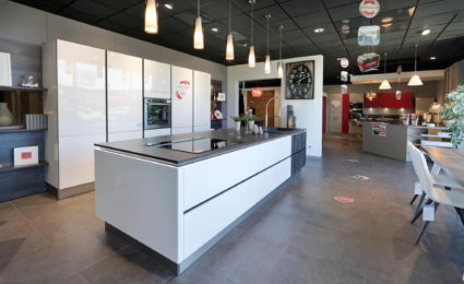 Showroom Cuisinella - La Cité de l'Habitat