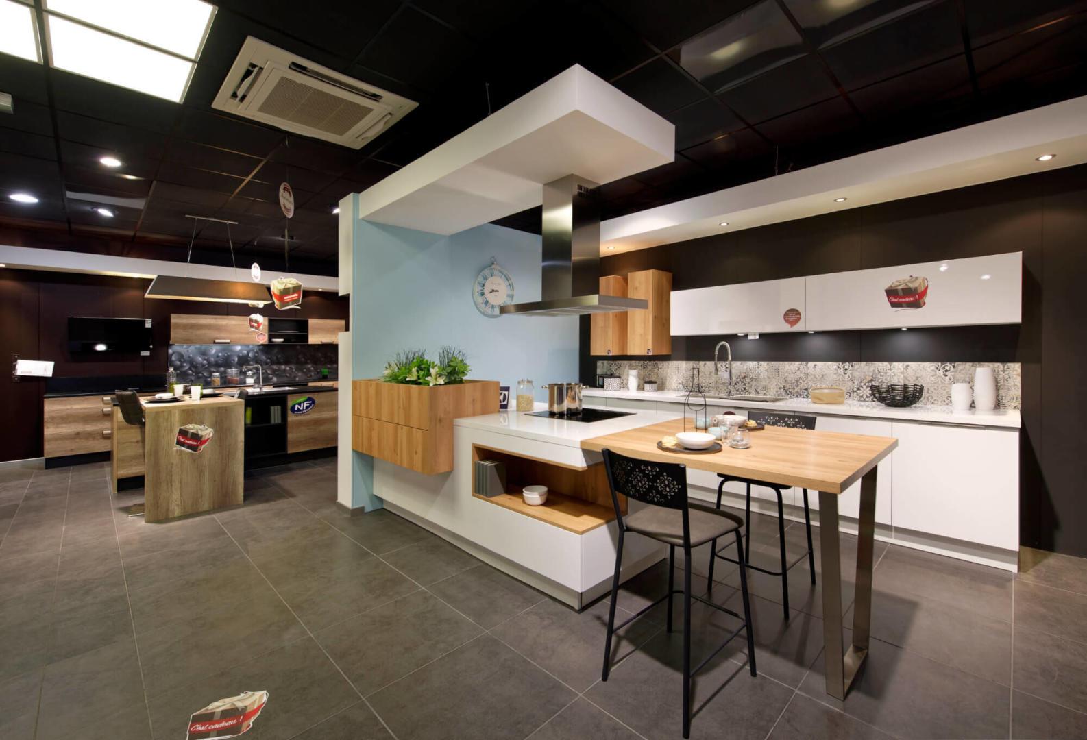 Showroom Cuisinella - La Cité de l'Habitat