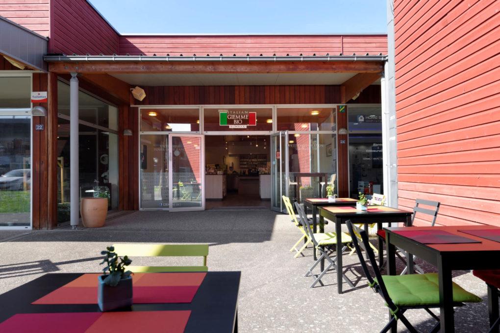 Showroom Giemme Bio - Cité de l'Habitat