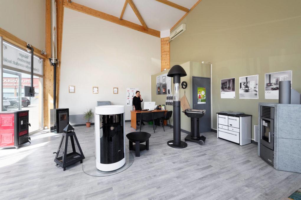 Showroom La Halle au Bois - Cité de l'Habitat