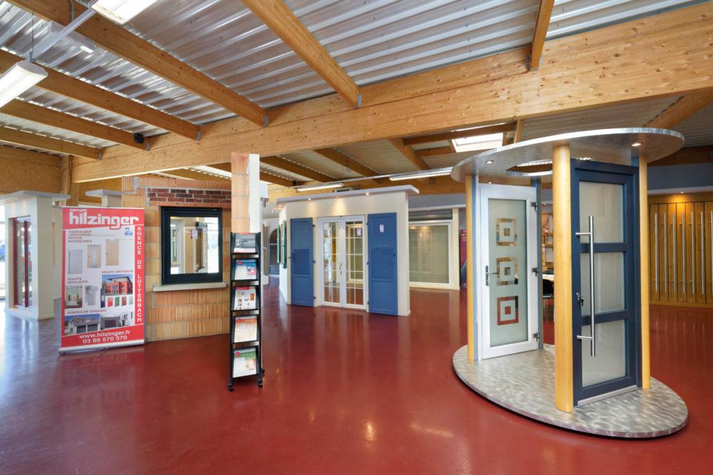 Showroom Hilsinger - Cité de l'Habitat