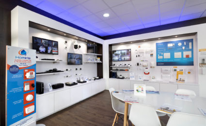 Showroom Home Systems - Cité de l'Habitat
