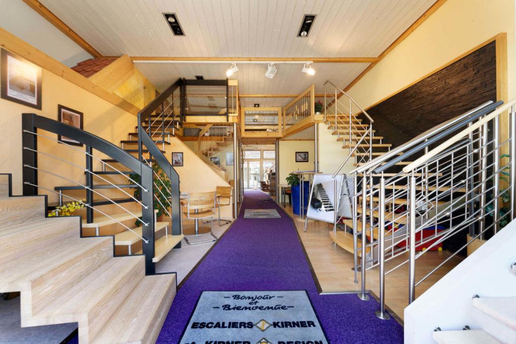 Showroom Kirner Design - La Cité de l'Habitat