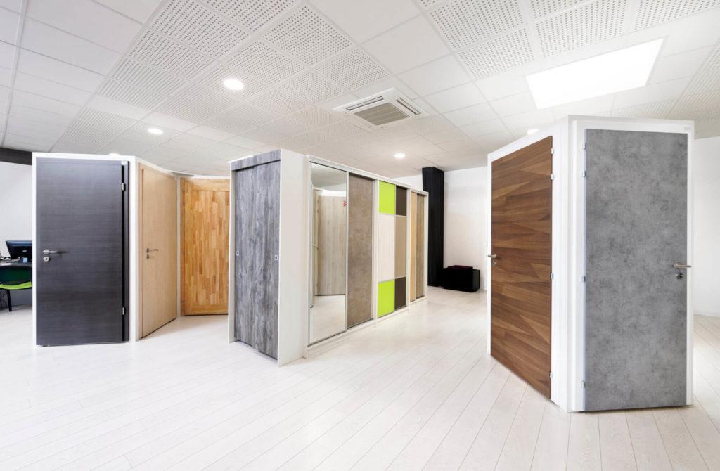 Showroom Menuiserie Meyer - La Cité de l'Habitat