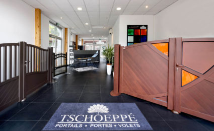 Showroom Tschoeppe - La Cité de l'Habitat
