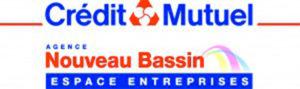 Logo Crédit Mutuel Nouveau Bassin