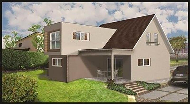 Agrandir maison agrandissement ajout pi ce pouss 39 murs for Extension maison 3 murs
