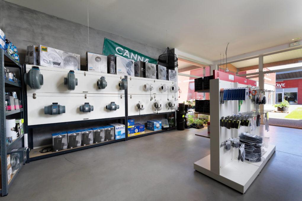 Showroom Hydro Indoor - La Cité de l'Habitat
