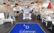 Showroom LD Eclairage - La Cité de l'Habitat