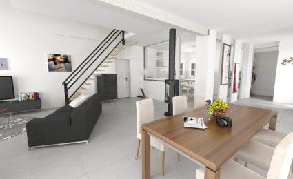 Showroom Loonis Maisons - La Cité de l'Habitat
