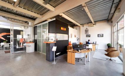 Showroom Pouss'Murs - La Cité de l'Habitat