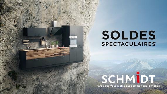 Cuisines Schmidt Soldes Spectaculaires La Cité De Lhabitat